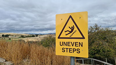 Good Evidence is Essential for a Slip and Fall Case