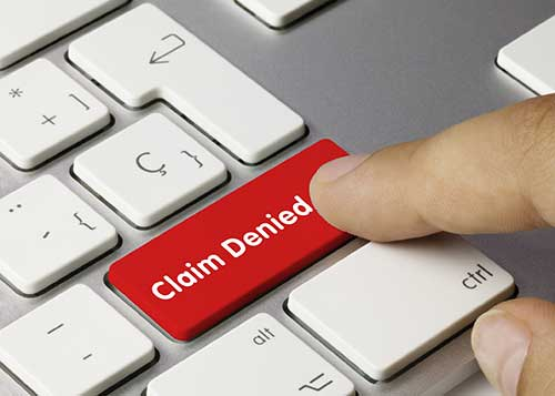 What To Do If Your Auto Accident Claim Is Denied